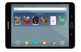 Samsung Galaxy Tab S2 NOOK Restore Factory Hard Reset Remove Pattern Lock