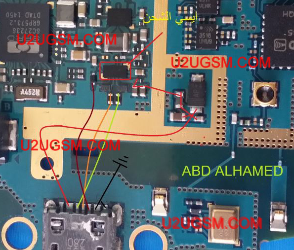 Samsung Galaxy S Duos Usb Charging Problem Solution Jumper Ways on Iphone Usb Charger Wiring Diagram
