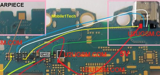Microsoft Lumia 435 Usb Charging Problem Solution Jumper Ways