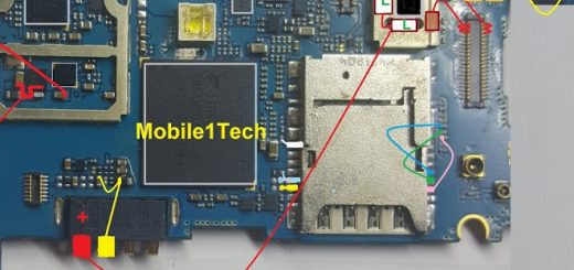 Samsung Galaxy Note 3 Neo LCD Display Light IC Solution Jumper Problem Ways