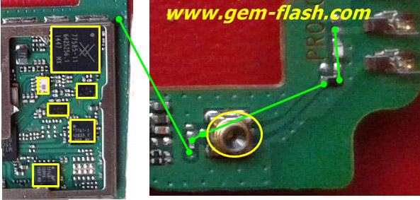Huawei Ascend Y520 Signal Problem No Network Solution