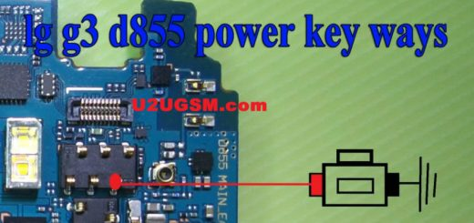 Samsung Grand Neo I9060 Power On Off Key Button Switch