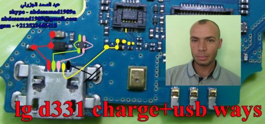 LG L Bello D331 Charging Solution Jumper Problem Ways Charging Not Supported