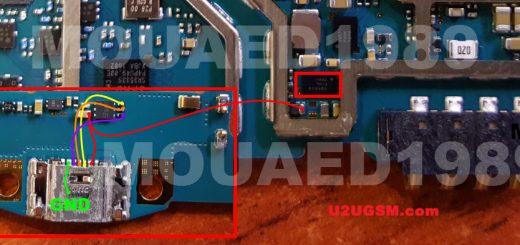 Samsung J3 J320H Usb Charging Problem Solution Jumper Ways