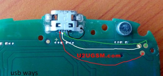 Alcatel 4015A Usb Charging Problem Solution Jumper Ways