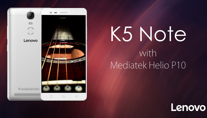 Lenovo K5 Note User Guide Manual Tips Tricks Download