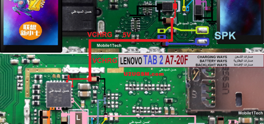 Lenovo Tab 2 A7-20 Usb Charging Problem Solution Jumper Ways