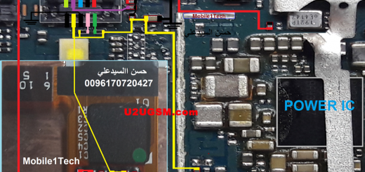 Sony Xperia T2 Ultra touch screen not working problem solution jumpers