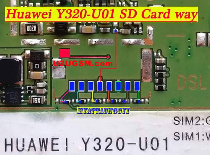 Huawei Ascend Y320 Memory Card Not Working Problem