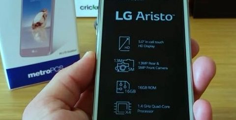 LG Aristo User Guide Manual Tips Tricks Download