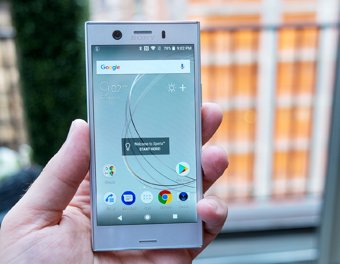 Sony Xperia XZ1 Compact User Guide Manual Tips Tricks Download