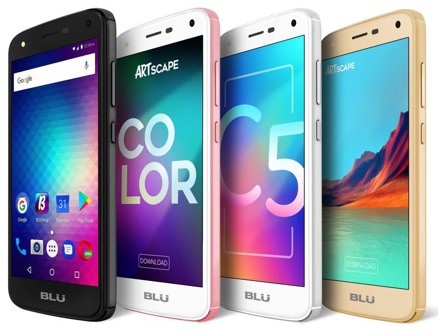 BLU C5 User Guide Manual Tips Tricks Download