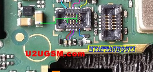 Huawei Honor 3C 4G touch screen not working problem solution jumpers