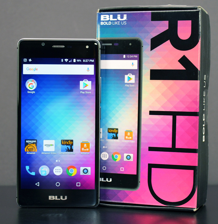 BLU R1 HD User Guide Manual Tips Tricks Download