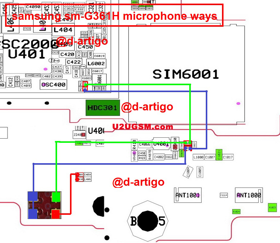 Samsung Galaxy Core Prime G361H Mic Problem Jumper Solution Ways Microphone Not Working