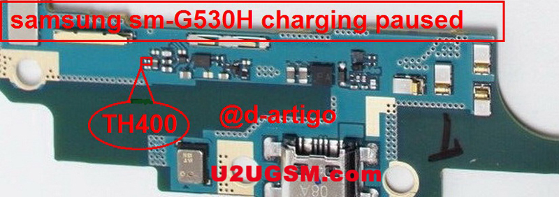 Samsung Galaxy Grand Prime G530H Charging Paused Solution Jumpers