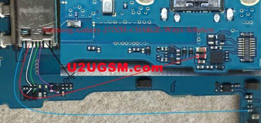 Samsung Galaxy J7 J700H Usb Charging Problem Solution Jumper Ways