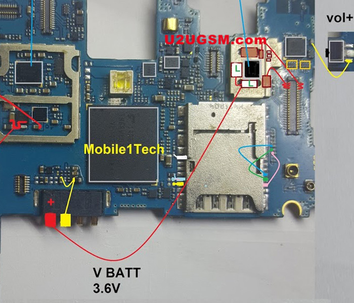 samsung note 3 neo display not working