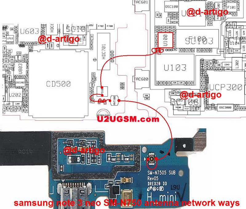 samsung note 3 neo network problem signal solution jumpers