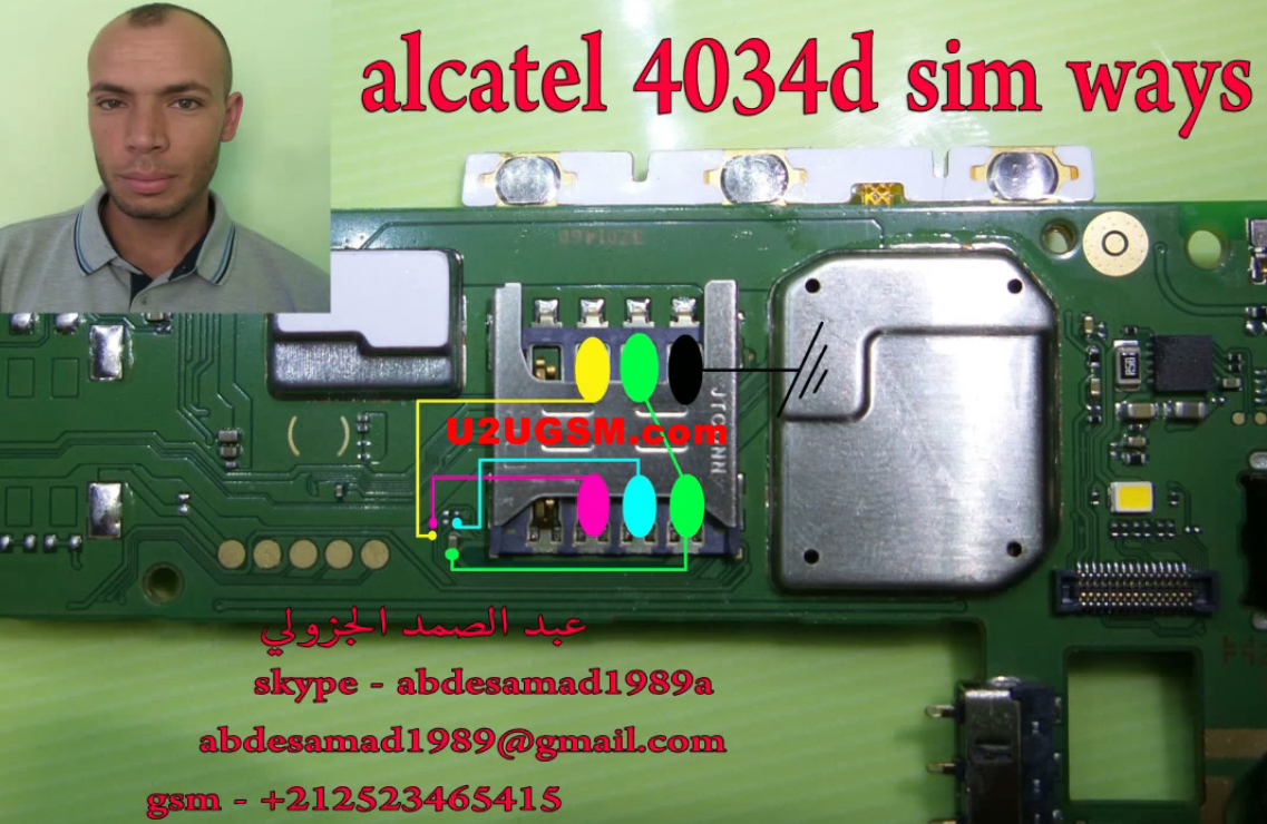 Alcatel Pixi 4 4034d Insert Sim Card Problem Solution