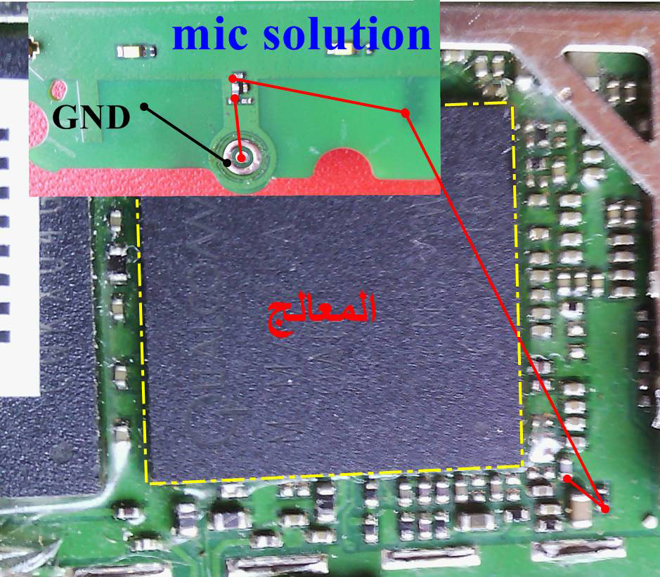 Huawei Ascend Y210 Mic Problem Jumper Solution Ways Microphone Not Working
