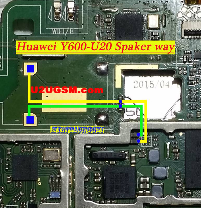 Huawei Ascend Y600 Ringer Solution Jumper Problem Ways
