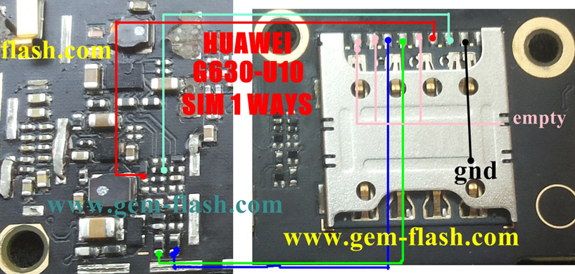Huawei G630-U10 Sim Card Not Working Problem Ways Solution