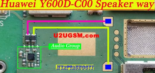 Huawei Y600D-C00 Ringer Solution Jumper Problem Ways