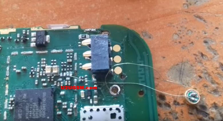 Nokia 130 RM-1035 Mic Problem Jumper Solution Ways Microphone Not Working