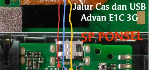 Harga Advan E1C 3G Usb Charging Problem Solution Jumper Ways