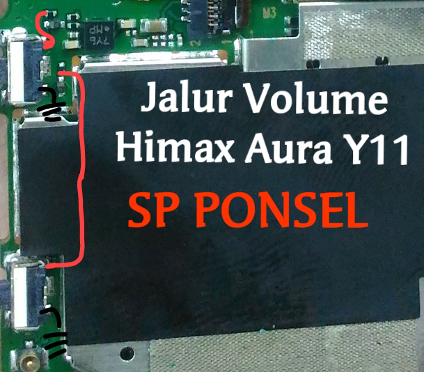 Himax Aura Y11 Volume Up Down Keys Not Working Problem Solution Jumpers