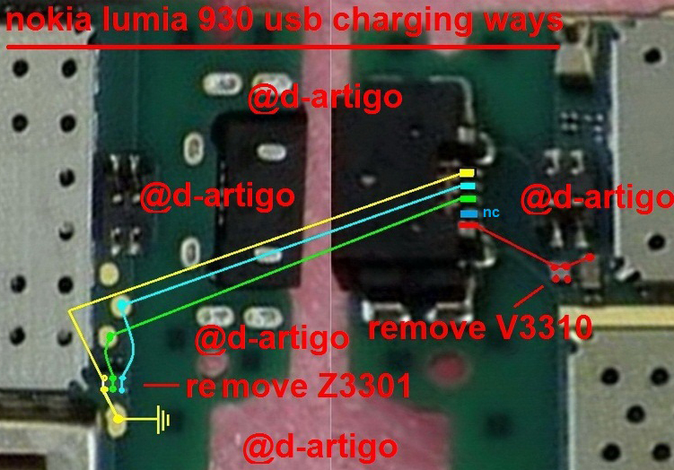 Nokia Lumia 930 Usb Charging Problem Solution Jumper Ways