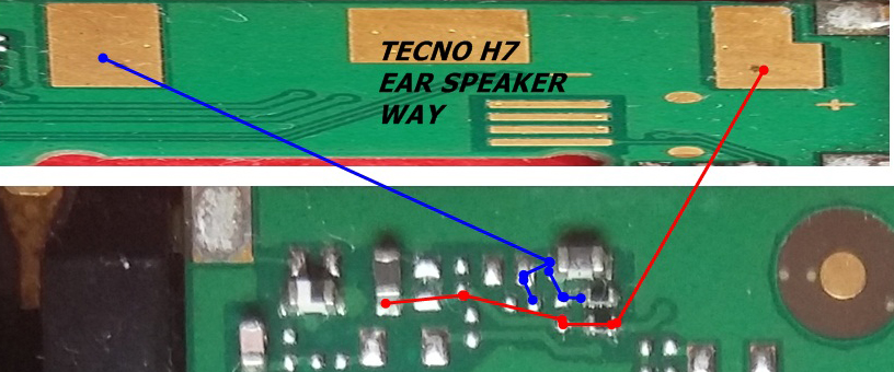 Tecno H7 Earpiece Solution Ear Speaker Problem Jumper Ways
