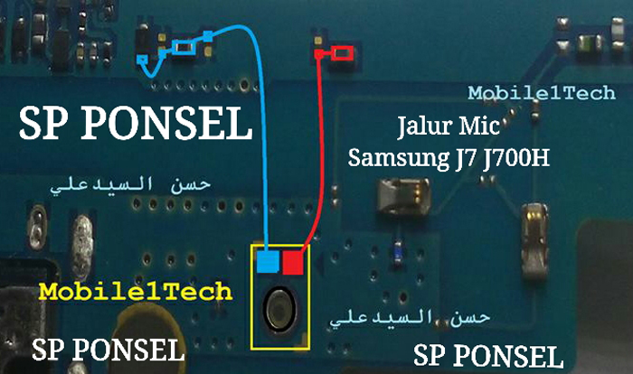samsung j7 mic not working problem solution