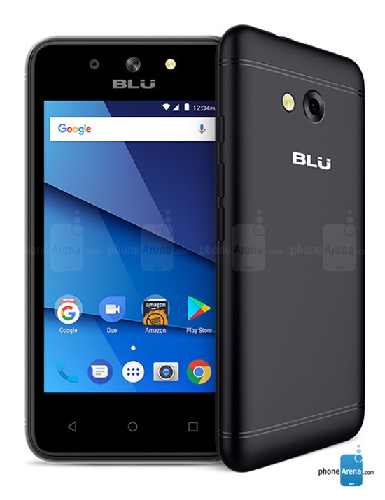 BLU Dash L4 LTE User Guide Manual Tips Tricks Download
