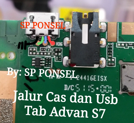 Harga Advan S7 Usb Charging Problem Solution Jumper Ways