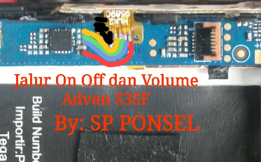 Harga Advan Vandroid S35F Volume Up Down Keys Not Working Problem Solution Jumpers