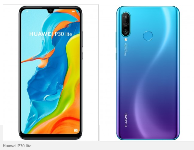 Huawei P30 Lite Sale Starts via Amazon in India