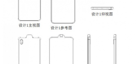 Xiaomi patents smartphone design with reverse-notch and it's exactly what it sounds like
