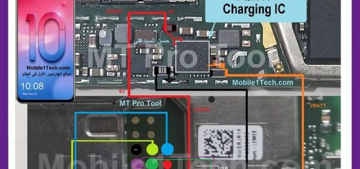 Huawei Honor 10 Lite Battery Connector Terminal Jumper Ways