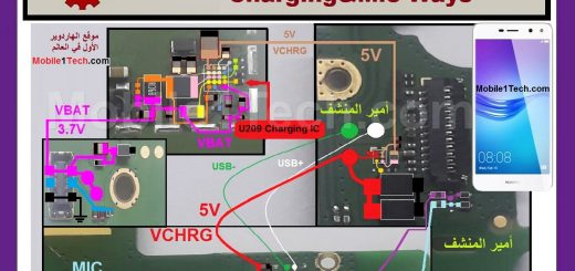 Huawei Y3 2017 Usb Charging Problem Solution Jumper Ways