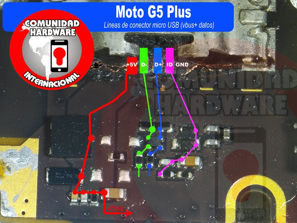 Motorola Moto G5 Plus Usb Charging Problem Solution Jumper Ways