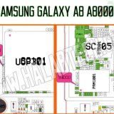 Samsung Galaxy A8 A8000 Charging Paused Solution Jumpers