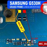 Samsung Galaxy Grand Prime G530H Mic Problem Jumper Solution Ways Microphone Not Working