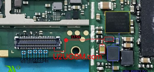 Huawei Y6II L21 Display Light Solution LCD Jumper Problem Ways