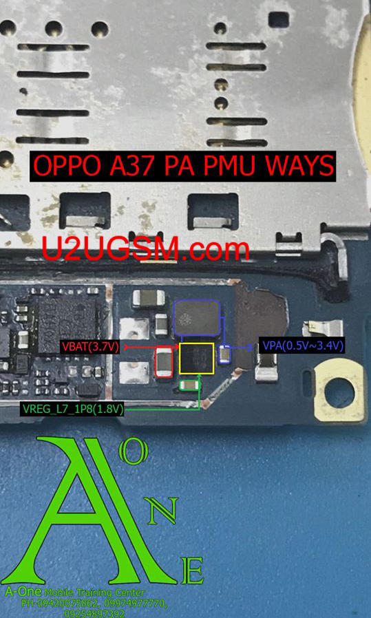 Oppo A37 Network Problem Signal Solution Jumpers