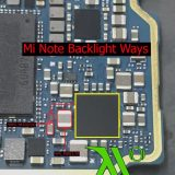 Xiaomi Redmi Note Cell Phone Screen Repair Light Problem Solution Jumper Ways