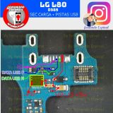 LG L80 D385 Usb Charging Problem Solution Jumper Ways