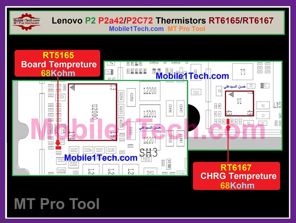 Lenovo P2 Charging Paused Solution Jumpers