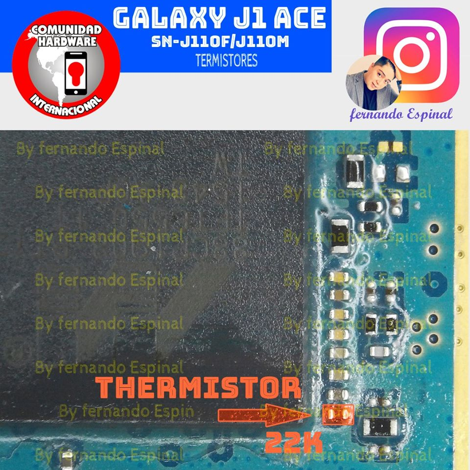 Samsung Galaxy J1 Ace J110 Charging Paused Solution Jumpers
